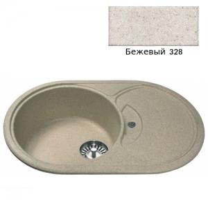 Мойка кухонная Ulgran U-110-303 салатовая мебель для ванны дуэт